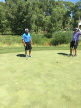 Pards Eagle Putt Stag #1